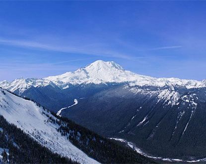 Crystal Mountain Summit Crystal Mountain Ski Vacations