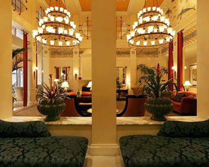 Monaco Hotel Seattle Accommodations In Seattle