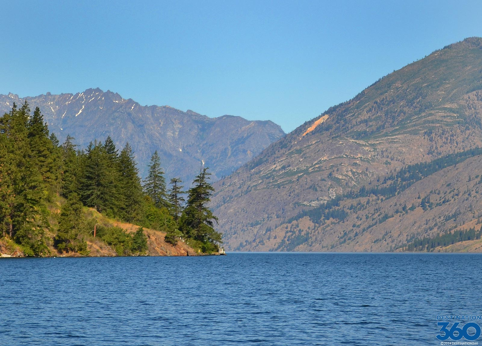 Lake Chelan Virtual Tour