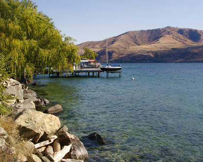 Lake Chelan Washington