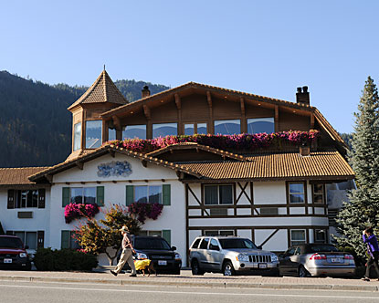 Leavenworth Hotels Virtual Tour