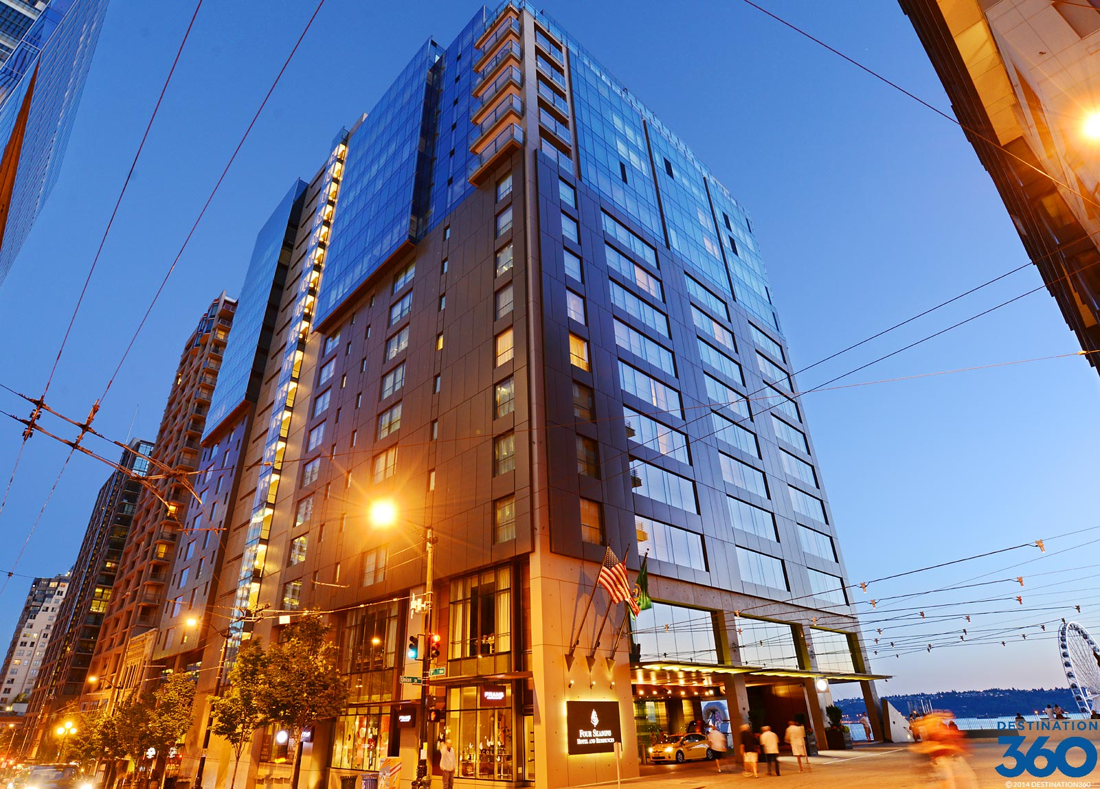 Luxury Seattle Hotels