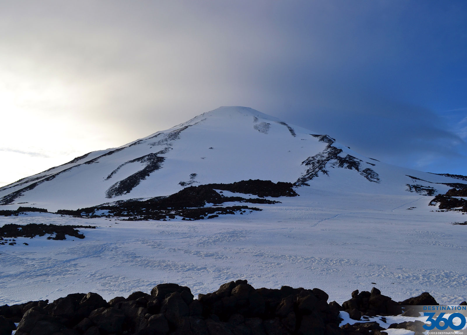 Mount Adams Trip Report Virtual Tour
