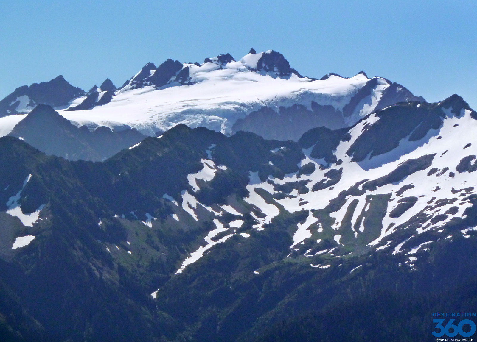 Mount olympus the tallest mountain in the olympic mountains of mount olympus sciox Choice Image