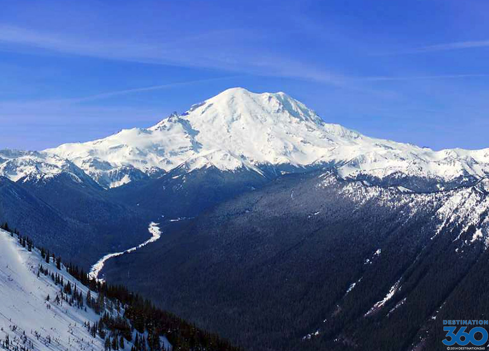 Mount Rainier Virtual Tour
