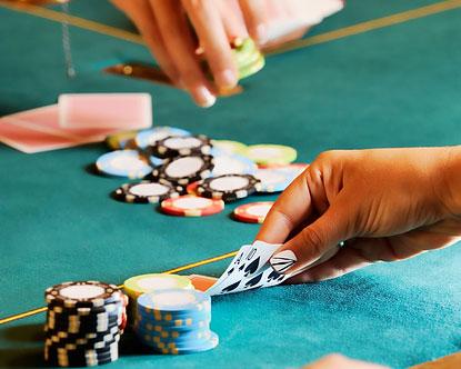 Biggest win in blackjack