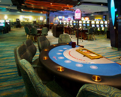 Tropicana aruba casino