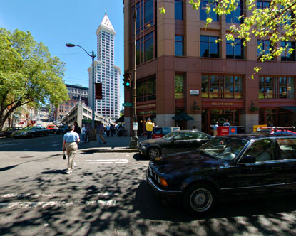 Pioneer Square Virtual Tour
