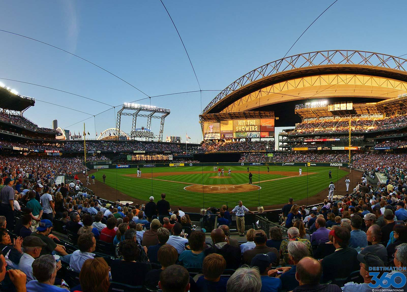 Safeco Field Virtual Tour