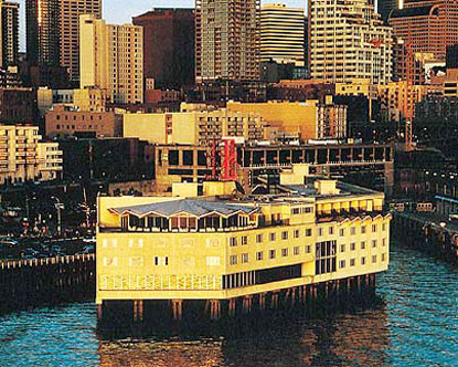 Seattle Waterfront Hotels
