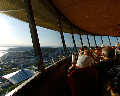 Space Needle - Interior