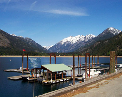 Stehekin Washington