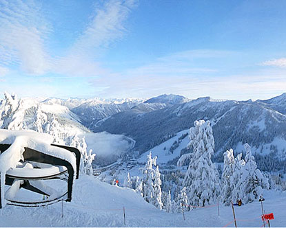 Stevens Pass Wa Washington State Ski Trips