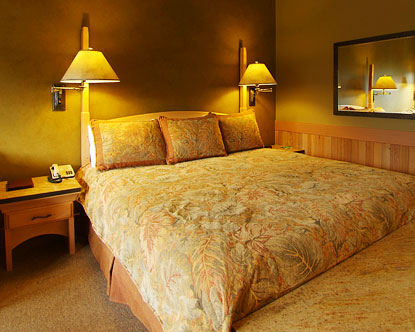 Sun Mountain Lodge Room Virtual Tour