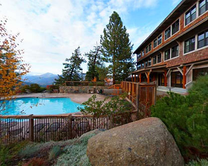 Sun Mountain Lodge Washington