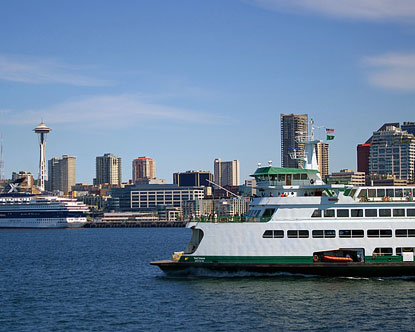 Washington State Transportation Ferries In Washington State