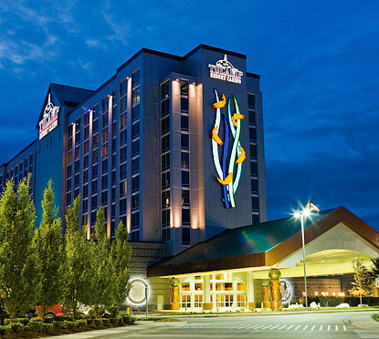 Casino resorts near seattle wa