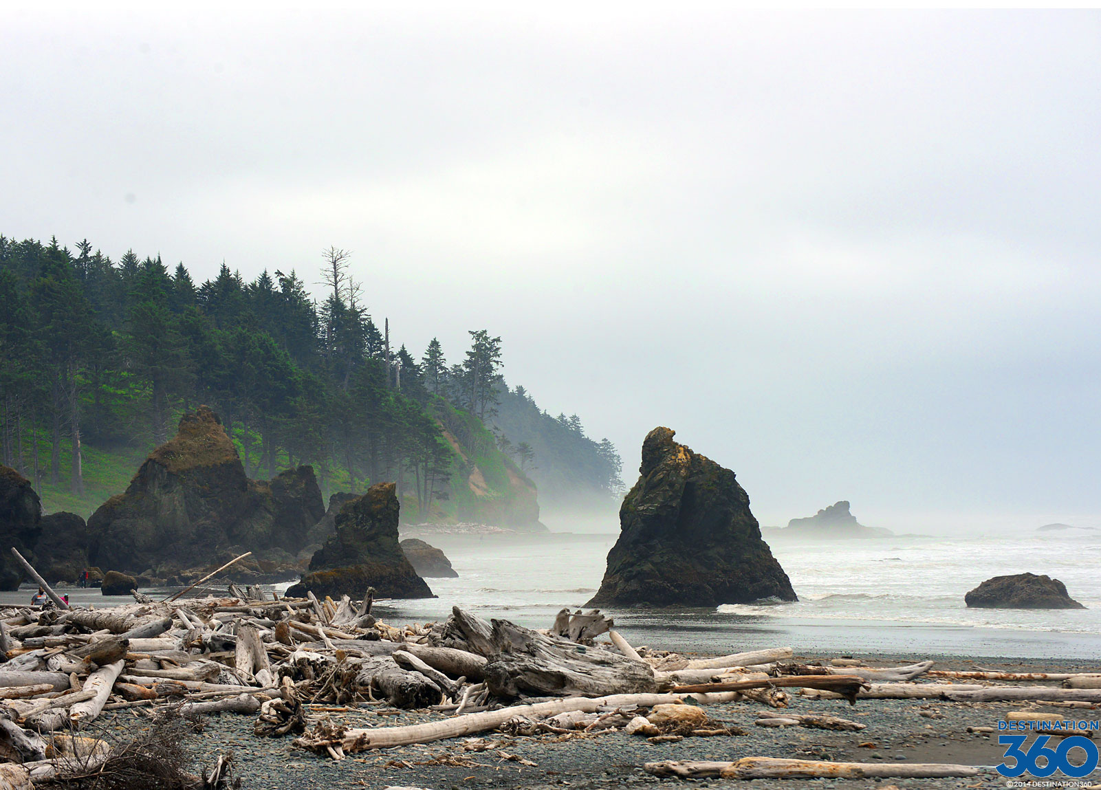 Washington Coast Virtual Tour