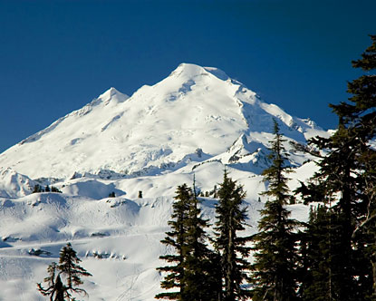 Mt Baker Ski Resort