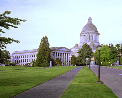 Olympia Washington Washington State Capitol
