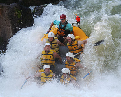 White Salmon River White Salmon River Rafting