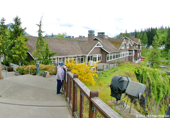 Snoqualmie Falls Lodge