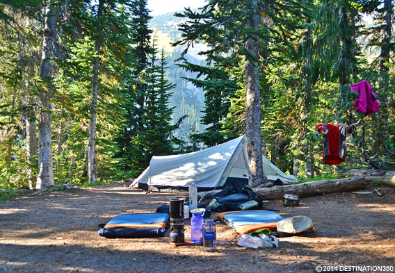 Summerland Trail Camping