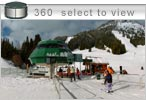 Crystal Moutain Ski Resort - Base