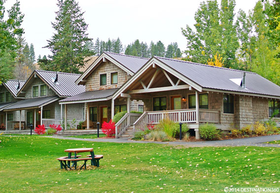 Winthrop wa winthrop washington for Winthrop cabin rentals
