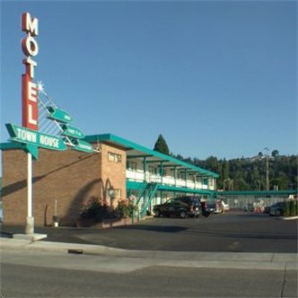 Town House Motel Longview