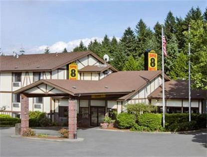 Super 8 Motel   Lacey/Olympia Area