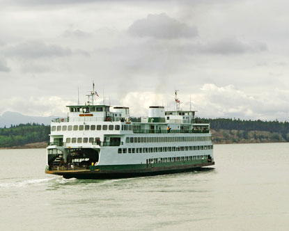 San Juan Islands Ferries