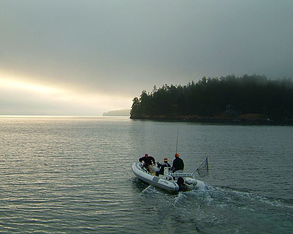 San juan islands fishing friday harbor fishing charters for Fishing san juan islands