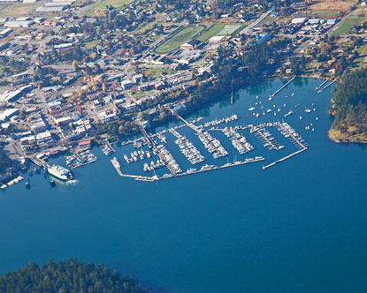 San Juan Islands Flights