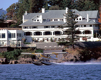 Orcas Island Resorts
