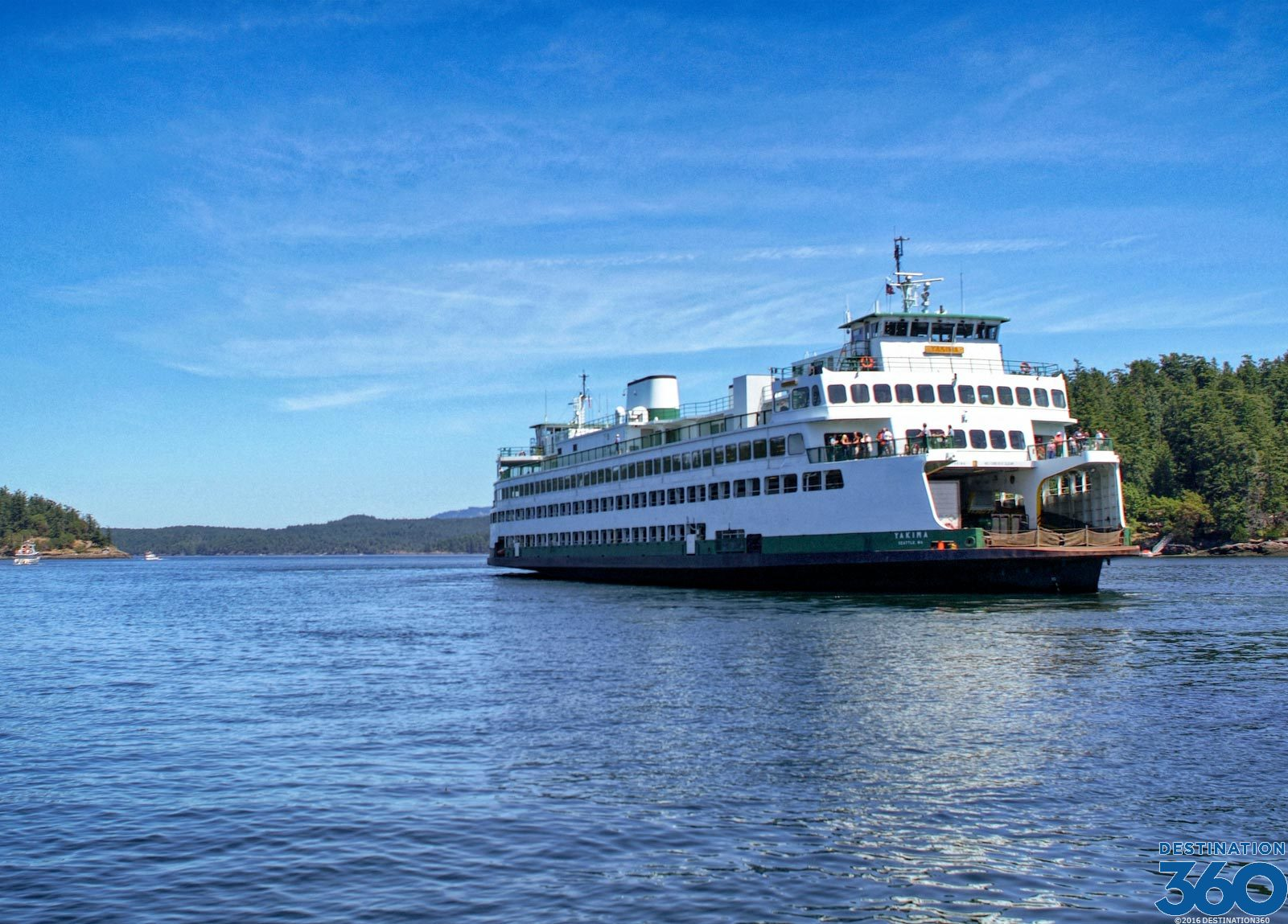 Orcas Island To Friday Harbor Ferry Cost