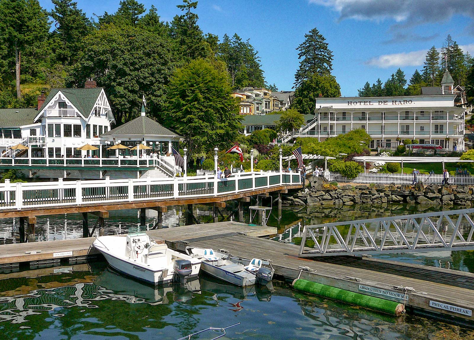 San Juan Islands Resorts