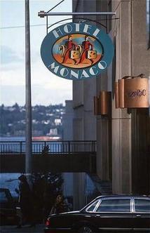 Hotel Monaco Seattle, A Kimpton Hotel