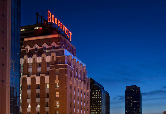 Roosevelt Hotel in Seattle