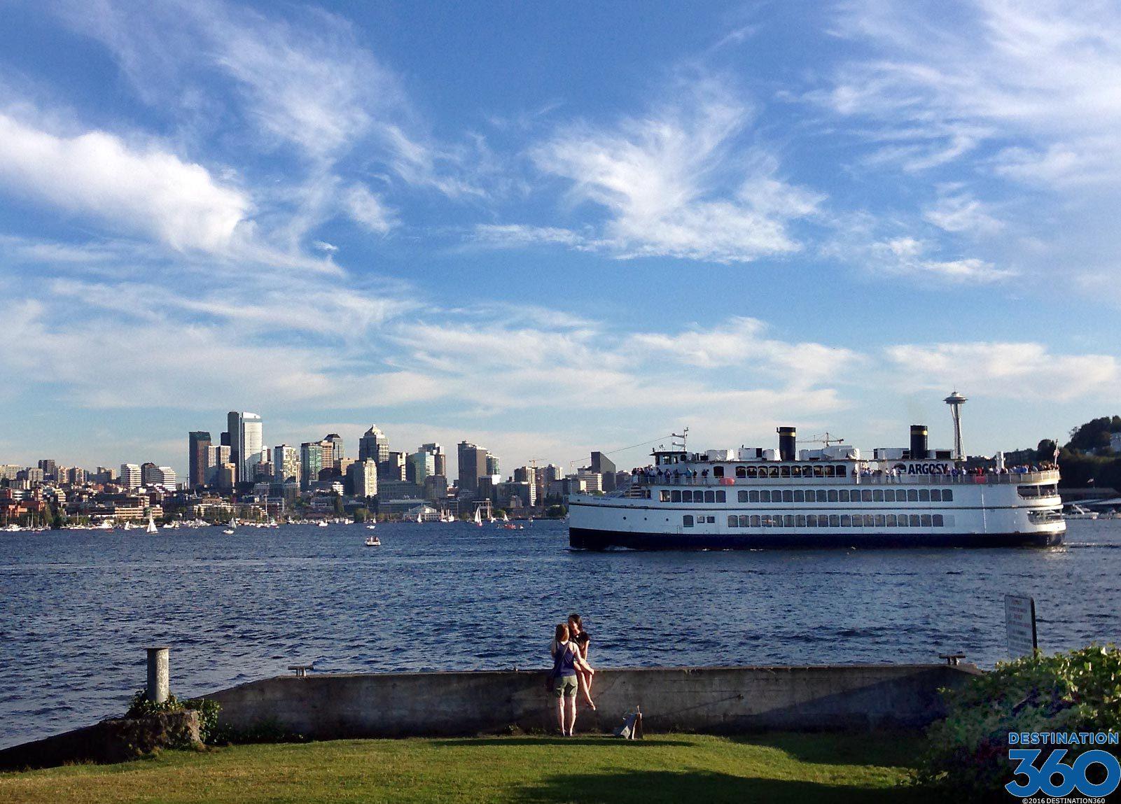 Argosy Cruises Seattle Harbor Cruises - Cruise from seattle