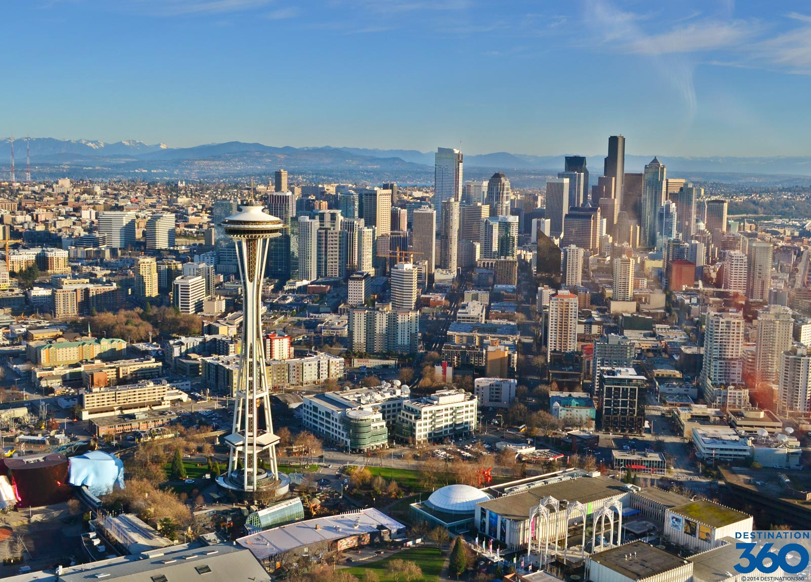 Seattle Bing Images