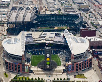 Downtown Seattle Hotels Near Centurylink Field