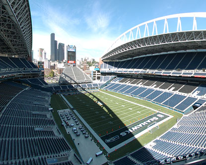 CenturyLink Field Seating Virtual Tour