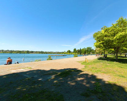 Green Lake Park Seattle Virtual Tour