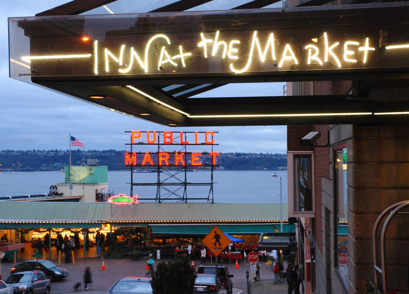 Inn At The Market Hotels Near Pike Place Market