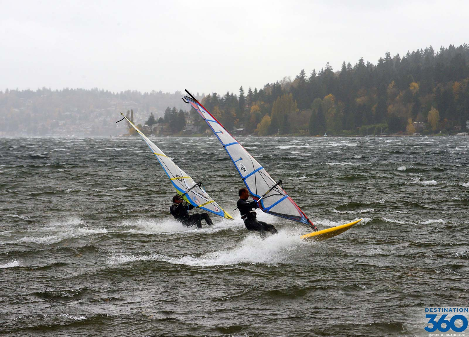 Seattle Windsurfing