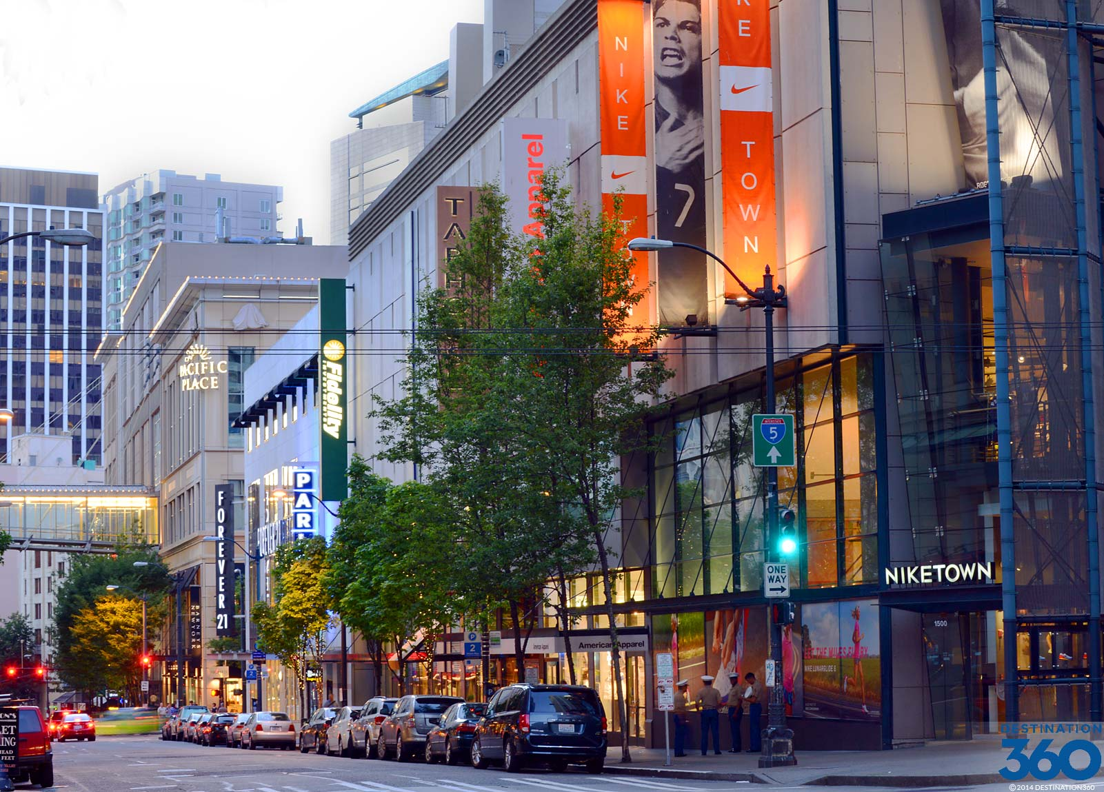 Seattle Shopping