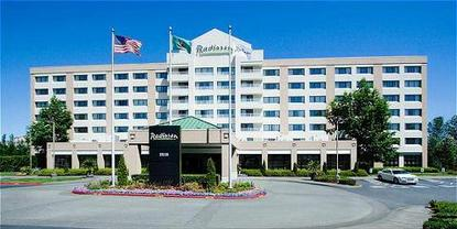 Radisson Hotel Gateway Seattle Tacoma Airport