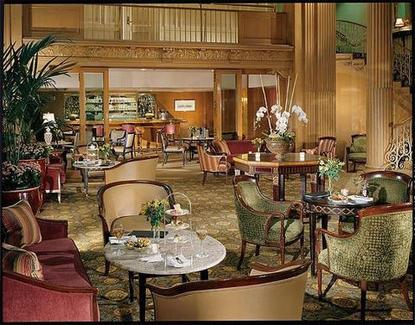The Fairmont Olympic Hotel Seattle