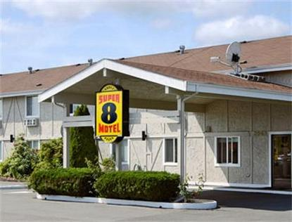 Super 8 Motel   Shelton